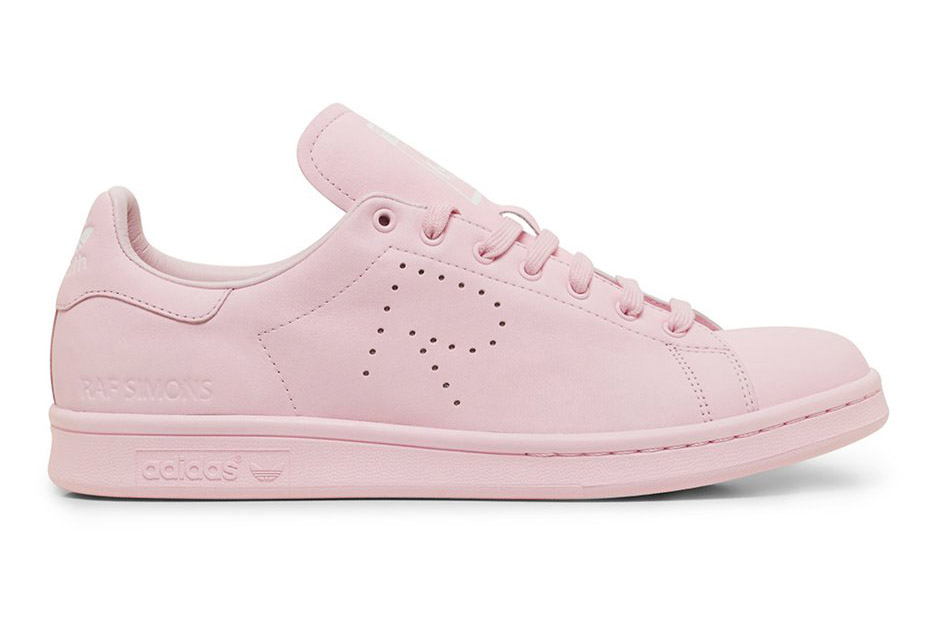 Raf-Simons-adidas-Originals-Stan-Smith-Spring-2015-Collection-pink-1