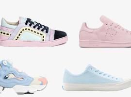 10 Pastel Sneakers :: รองเท้าสีพาสเทล น่ารักจนสาวๆอยากได้ & เท่จนหนุ่มๆแอบมอง