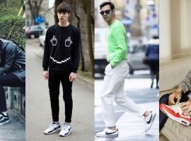 Sneakers สุด Classic ที่หนุ่มๆควรมีติดเท้าไว้ พร้อมลุคสุดเท่ที่เข้ากับรองเท้าสุดๆ (สไตล์ #187)