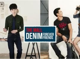 Denim Forever Friends พบกับการแต่ง เดนิม 4 สไตล์จาก The Mall