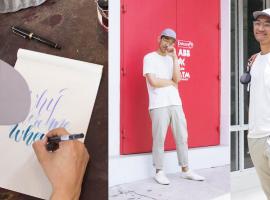 บทสัมภาษณ์ : Typer ผู้กระตุ้นวงการ Calligraphy ให้เป็นที่รู้จัก พร้อมกับก้าวสู่เส้นทางของ Lettering Designer (บทสัมภาษณ์#35)