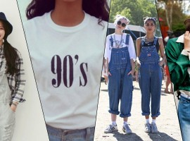 """แนะไอเท็ม """"แฟชั่นยุค 90″ เพื่อสาวๆ ที่อยากเป็น Cool kids (สไตล์ #193)"""