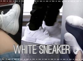 จัดเต็ม! รวม 15 Sneakers สีขาว ทีเด็ดของทุกลุค ทุกสไตล์ (สไตล์ #197)