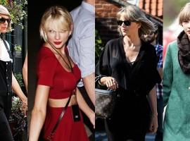 ตามดูสไตล์ Taylor Swift แต่งตัวไปเดทไหนๆ ก็ไม่นก (สไตล์#199)