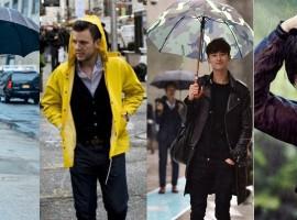 """รับมือหน้าฝน """"หนุ่มออฟฟิศ"""" แต่งตัวยังไงให้ หล่อ ปัง (ไม่) เปียกปอน (สไตล์#205)"""