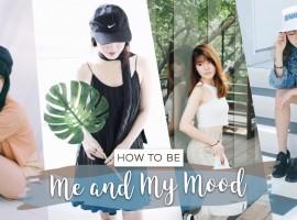 HOW TO BE ME AND MY MOOD ทุกสไตล์ของเรา ถ่ายทอดผ่านความรู้สึก! (ShopSpot Blogger #31)