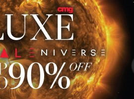 "SALE ลดหนักมาก! Up to 90% กับงาน ""LUXE SALENIVERSE"" ที่ รอยัล พารากอน ฮอลล์"