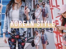 How To : Korean Style แต่งตัวไปเที่ยวเกาหลีให้ชิค & มีสไตล์ง่ายๆ (Shopspot blogger #32)