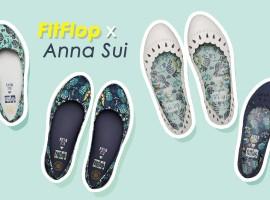 Fitflop x Anna Sui's Collection คอลเลคชั่นใหม่สุดน่ารัก กรุ๊งกริ๊ง !