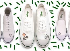สนุกได้ทุกที่ไปกับ Peanuts x Bata Tennis shoes พร้อมโมเดลใหม่ล่าสุด