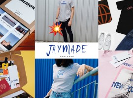 JAYMADE เสื้อยืดสุดสนุกที่ส่งต่อเรื่องราวจากคนทำสู่คนใส่ (ร้านค้าแนะนำ #63)