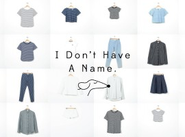 I don't have a name :: Basic Needs คอลเลคชั่นใหม่จากความเรียบง่ายสุดคลาสิค (ร้านค้าแนะนำ #62)