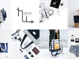 Ongo-ing กระเป๋าผ้าดีเทลไม่ธรรมดา พร้อมลุยไปกับทุกไลฟ์สไตล์ (ร้านค้าแนะนำ #70)
