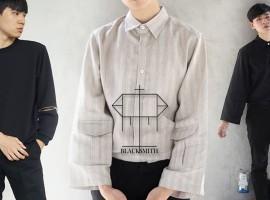 Blacksmith  เสื้อผ้าผู้ชายที่เรียบแต่หรู ดีไซน์สะดุดตา (ร้านค้าแนะนำ #49)