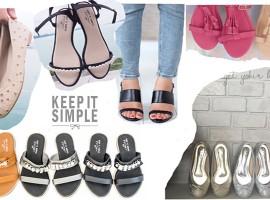 Keep It Simple รองเท้าดีไซน์มินิมอล ที่จะทำให้สาวๆมีสไตล์จรดปลายเท้า (ร้านค้าแนะนำ #82)