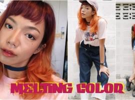 How To : แมทช์การแต่งตัวกับสีผม Color melting ให้ปังเวอร์ (ShopSpot Blogger #37)