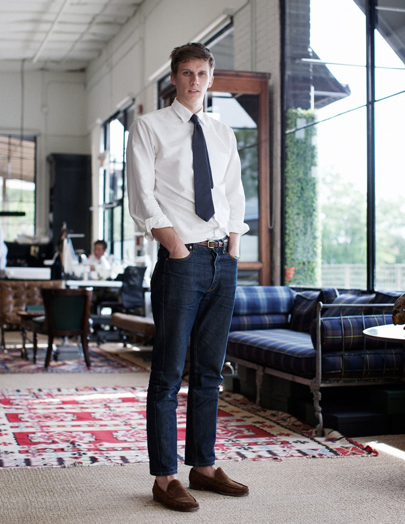 white-oxford-shirt-lookbook-preppy-mens-fashion