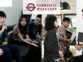"ShopSpot Community Workshop: Marketing Tools ""ติดอาวุธการตลาดสำหรับร้านค้าออนไลน์ด้วย Mobile Commerce"""
