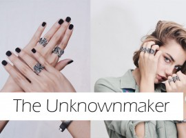 The Unknownmaker  เครื่องประดับเงินแฮนด์เมดในสไตล์ Premium Vintage (ร้านค้าแนะนำ #84)