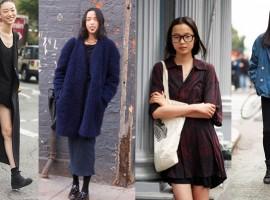 รวมสตรีทลุคของ 10 นางแบบเอเซีย โกอินเตอร์ระดับ Fashion Week! (สไตล์#261)