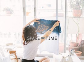 SPACE AND TIME เสื้อยืดวินเทจของเหล่า Cool Kids 90's (ร้านค้าแนะนำ #88)