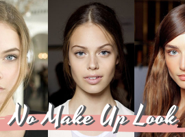 วิธีแต่งหน้าแบบ No Make Up Look ไว้แมทช์กับการแต่งตัวแบบสุภาพ! (ความรู้ช้อปปิ้ง #69)