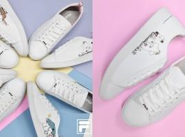 FILAxMOOMIN Sneaker รองเท้าผ้าใบจาก FILA กลับมาพร้อมความมุ้งมิ้งของ Moomin