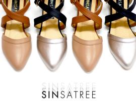 Sinsatree รองเท้าหนังแบรนด์ไทย สุดเท่ สร้างสรรค์โดยอาร์ทติสสาวไฟแรง (ร้านค้าแนะนำ #96)