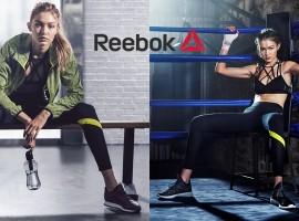 Gigi Hadid สปอร์ตเกิร์ลตัวแม่ กับการเป็นแบรนด์แอมบาสเดอร์ให้ Reebok Combat