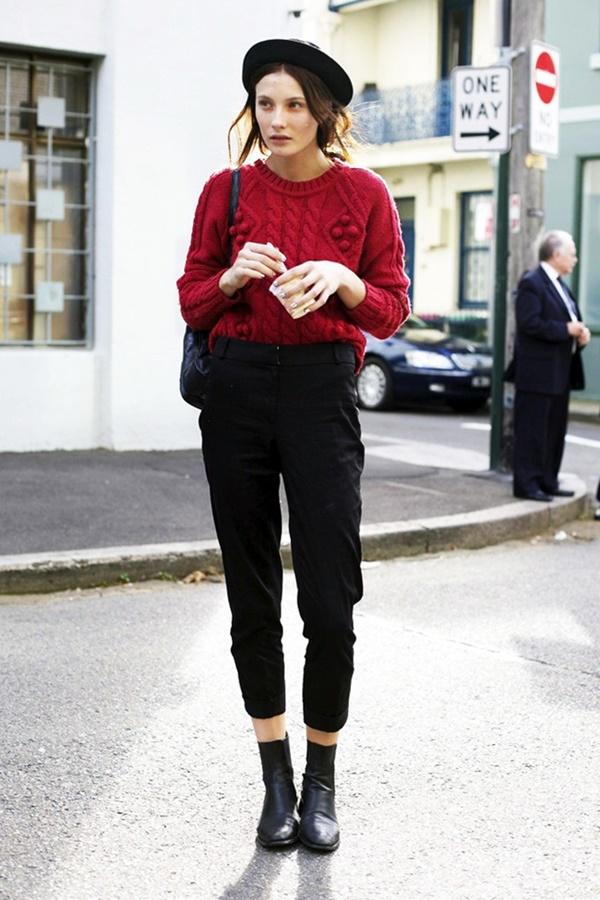 http://www.lefashion.com/2015/12/street-style-red-cable-knit-sweater.html