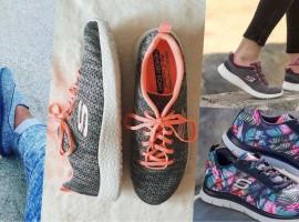 เอาใจสาวรักสุขภาพกับ 5 รุ่น รองเท้าผ้าใบที่สวยและใส่สบายจาก Skechers