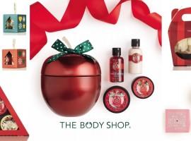 Go Wild For Christmas ชุดของขวัญสุดมุ้งมิ้งจาก The Body Shop