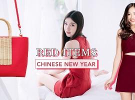 10 ชุดแดง ไอเท็มมงคลรับ 'ตรุษจีน' นี้! ไอเท็มแนะนำโดย ShopSpot (Editor's Pick#37)
