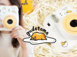 น่ารักชะมัด!!! กล้อง Fujifilm Instax Mini 8 ลาย Gudetama ต้องหามาครอบครองให้ได้!!! (Gadget #1)