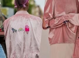 """Pink Velvet เทรนด์กำมะหยี่ """"สีชมพู"""" ไอเท็มหวาน+เก๋ งานดีจนไม่อยากให้สาวๆพลาด (สไตล์ #310)"""