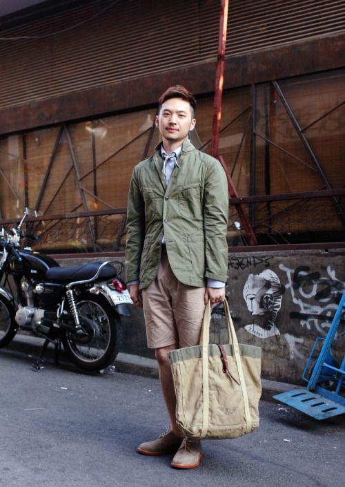Asian streetstyle photography by La Mode Outre (http://lamodeoutre.blogspot.com)