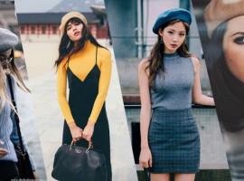 Beret Hat ไอเท็มเด็ดของสาวๆ ถ้าอยากสวยปังแบบสาววินเทจ (สไตล์ #316)