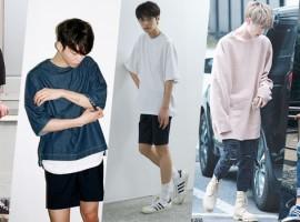 อยากให้หนุ่มไทยมาใส่ เสื้อ Oversize  ลุคชิลๆ ที่ดูคูลโคตรๆ  (สไตล์ #319)