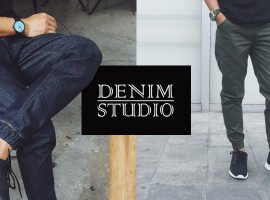Denim Studio ร้าน jogger pants แบรนด์คนไทย (ร้านค้าแนะนำ #107)
