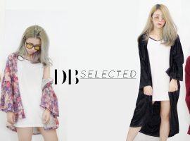 [Shop Of The Week] dbSelect เสื้อคลุมสวย หลากสไตล์ ในราคาย่อมเยา (ร้านค้าแนะนำ #109)