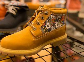 Timberland เปิดตัว Floral Boots Collection รองเท้าบู๊ทสำหรับสาวหวานที่ชอบลุย