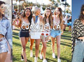 จัดเต็มแฟชั่นสุดซ่า Coachella 2017 สาวกโบฮีเมี่ยนต้องไม่พลาดลุคเด็ดประจำซีซั่น! (สไตล์ #372)