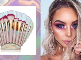 9 Mermaid Makeup Brushes ที่สาวๆ ต้องการมากที่สุด (LOOKS #29)
