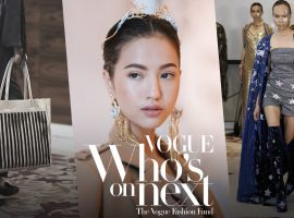 VOGUE Who's on Next, The Vogue Fashion Fund 2016