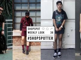 อัพเดทลุคสุดชิคกับ 10 ShopSpotter ประจำเดือนพฤษภาคม (ShopSpotter #38)