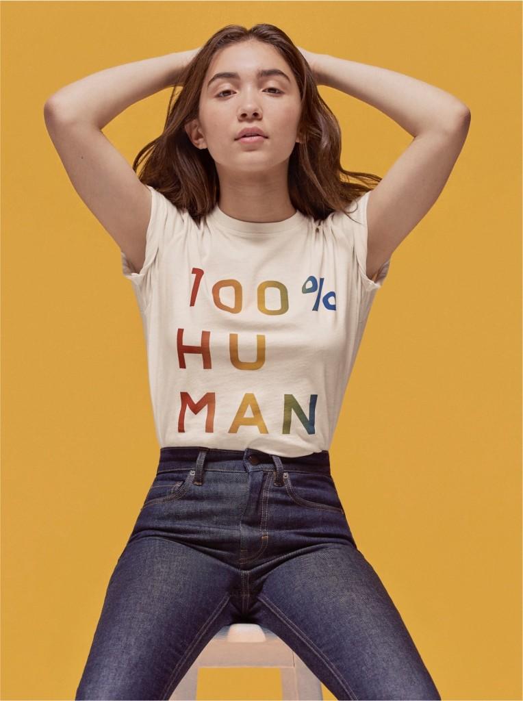 Everlane's 100% Human