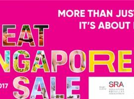 Great Singapore Sale 2017 เอาใจขาช้อปกับเทศกาลละลายทรัพย์ที่สิงคโปร์!