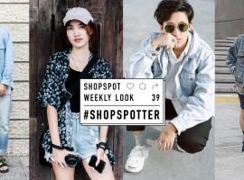 อัพเดทลุคสุดชิคกับ 10 ShopSpotter ประจำเดือนมิถุนายน (ShopSpotter #39)