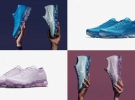 """""""Nike Air VaporMax"""" Day To Night Collection กับลูกเล่นสีสันที่มีแรงบันดาลใจจากท้องฟ้า"""