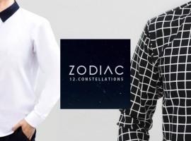 เสื้อเชิ้ตผู้ชาย ร้าน Zodiac เอาใจหนุ่มๆ ตอบโจทย์สไตล์ Smart Men